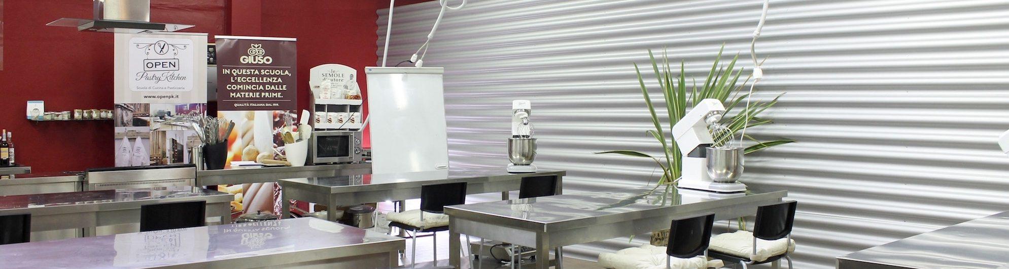 Corsi di cucina e pasticceria- open pastry kitchen- laboratorio